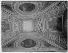 Kraków. Bazylika archikatedralna św. Stanisława i św. Wacława. Wnętrze. Sklepienie Kaplicy Wazów (Psałterzystów, Pradocińskiej)