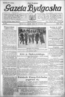 Gazeta Bydgoska 1927.04.29 R.6 nr 98