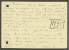 List Stanisława Kiałki z dnia 18 czerwca 1971 roku