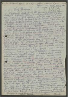 List Stanisława Kiałki z 30 czerwca 1975 roku