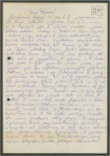 List Stanisława Kiałki z 21 grudnia 1973 roku