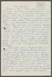 List Stanisława Kiałki z 24 lutego 1975 roku