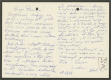 List Stanisława Kiałki z 18 grudnia 1976 roku