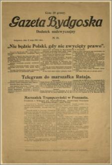 Gazeta Bydgoska - Dodatek nadzwyczajny, 1926.05.17, Nr 14