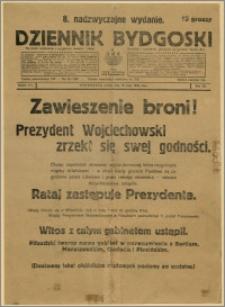 Dziennik Bydgoski - 8. nadzwyczajne wydanie, 15.05.2926 r.