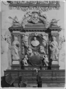 Kraków [Kościół pw. św. Piotra i Pawła – nagrobek biskupa Andrzeja Trzebickiego]