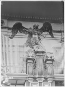 Kraków [Kościół pw. św. Piotra i Pawła – fragment chóru muzycznego]