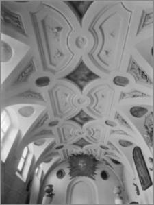 Kraków. Klasztor Franciszkanów. Sala Włoska