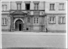 Wrocław. Dom Heinricha von Rybischa przy ul. Ofiar Oświęcimskich 1