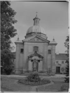 Warszawa. Kościół Bernardynów pw. Św. Antoniego (Padewskiego) z Padwy