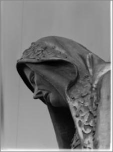 Warszawa. Muzeum Narodowe. Rzeźba gotycka-fragment Piety z Lubiąża