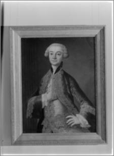 """Warszawa. Muzeum Narodowe. Wystawa pt. """"Portret Polski XVII i XVIII wiek"""". Portret Joachima Tarnowskiego"""