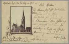 Toruń - garnizonowy kościół Św. Katarzyny