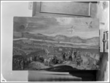 Warszawa. Muzeum Narodowe. Obraz - Władysław IV pod Smoleńskiem