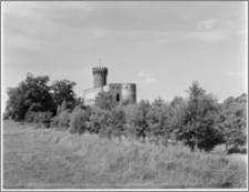 Świecie (woj. bydgoskie). Zamek. Widok od strony południowo-wschodniej