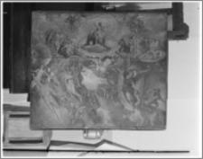 """Świecie (woj. bydgoskie). Kościół parafialny św. Andrzeja Boboli. Obraz """"Sąd Ostateczny"""""""