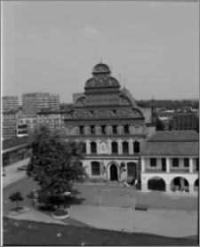 Stargard Szczeciński. Ratusz. Widok od strony zachodniej
