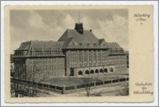 Lauenburg i. Pom. : Hochschule für Lehrerbildung