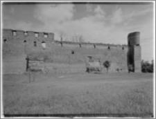 Szymbark (województwo olsztyńskie). Zamek. Widok od strony zachodniej