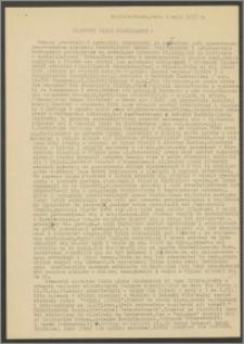 List Henryka Zaremby z dnia 2 maja 1973 roku