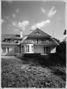Sątopy-Samulewo (woj. olsztyńskie). Dwór