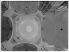 Sieraków – Kościół Pobernardyński Najświętszej Maryi Panny Niepokalanie Poczętej [kopuła na skrzyżowaniu transeptu]