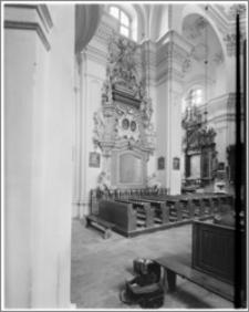 Sieraków – Kościół Pobernardyński Najświętszej Maryi Panny Niepokalanie Poczętej [nagrobek Jana i Zofii Opalińskich]