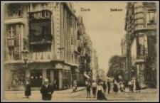 Toruń - ulica Łazienna