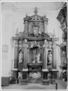 Sieraków – Kościół Pobernardyński Najświętszej Maryi Panny Niepokalanie Poczętej [nagrobek Piotra Opalińskiego, autorstwa Sebastana Sali]