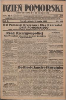 Dzień Pomorski 1933.05.12, R. 5 nr 10