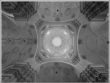 Sieraków – Kościół Pobernardyński Najświętszej Maryi Panny Niepokalanie Poczętej [kopuła]