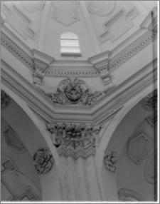 Sieraków – Kościół Pobernardyński Najświętszej Maryi Panny Niepokalanie Poczętej [wnętrze]