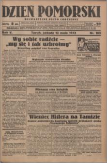 Dzień Pomorski 1933.05.13, R. 5 nr 109