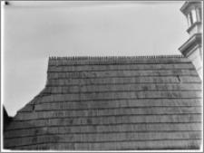 Sękowa – Kościół drewniany pw. Św. Filipa i św. Jakuba [dach]