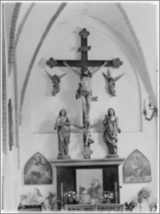 Słupsk – kościół parafialny pw. św. Jacka [wnętrze]