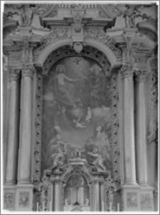 Tarłów – kościół parafialny pw. Świętej Trójcy [ołtarz główny]