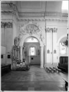 Tarłów – kościół parafialny pw. Świętej Trójcy [portal do kaplicy płd.]