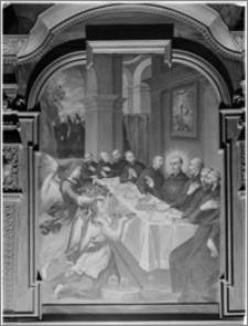 Tyniec – Opactwo Benedyktynów [obraz ze stalli]