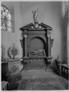 Żerków – kościół parafialny pw. św. Stanisława [nagrobek Andrzeja Roszkowskiego II]