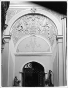 Żerków – kościół parafialny pw. św. Stanisława [wnętrze]