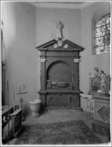 Żerków – kościół parafialny pw. św. Stanisława [nagrobek Jana Roszkowskiego I]