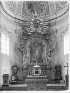 Żerków – kościół parafialny pw. św. Stanisława [ołtarz główny]