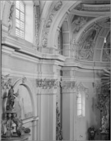 Żerków – kościół parafialny pw. św. Stanisława [wnętrze-fregmanet]