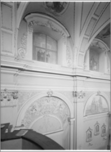 Żerków – kościół parafialny pw. św. Stanisława [wnętrze-fragment]