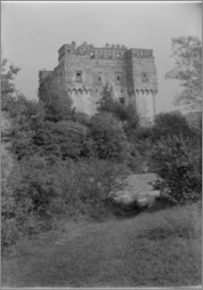 Szymbark (powiat gorlicki). Kasztel szlachecka Gładyszów. Widok od strony zachodniej