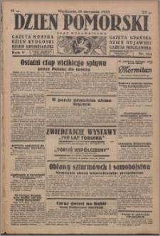 Dzień Pomorski 1933.08.13, R. 5 nr 184