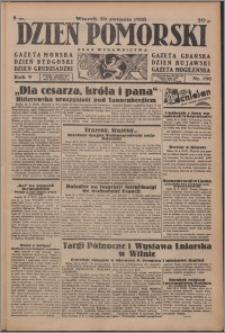 Dzień Pomorski 1933.08.29, R. 5 nr 196
