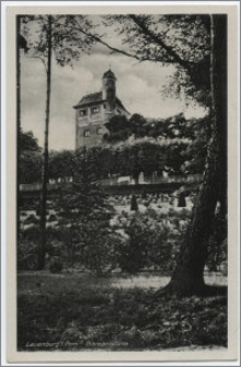 Lauenburg i. Pom. : Bismarckturm