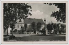 Lauenburg i. Pom. : Horst-Wessel-Platz