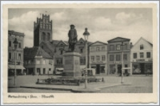 Lauenburg i. Pom. : Markt Pl.